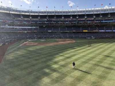 Yankee Stadium, section: 205, row: 1, seat: 12