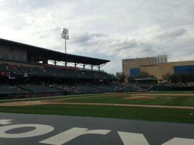 Victory Field section 116