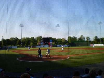 State Mutual Stadium, section: 101, row: 6, seat: 3