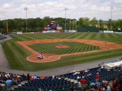 State Mutual Stadium, section: Suite 310, row: n/a, seat: 8