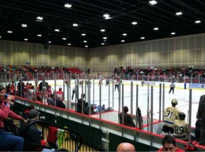 Akins Ford Arena at The Classic Center, section: 103, row: E, seat: 12