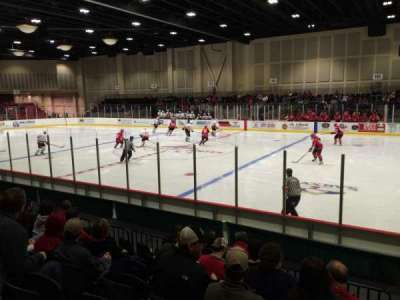 Akins Ford Arena at The Classic Center, section: 113, row: G, seat: 18