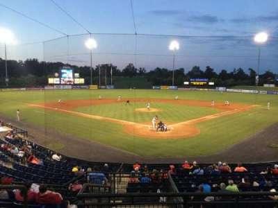 State Mutual Stadium, section: 200, row: 9, seat: 2