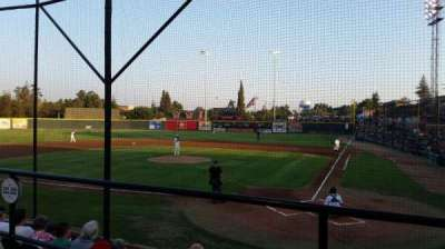 Rawhide Ballpark, section: 206, row: E, seat: 3