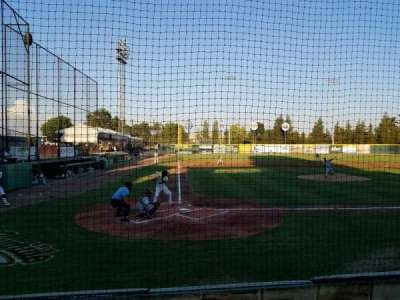 Rawhide Ballpark, section: 103, row: C, seat: 2
