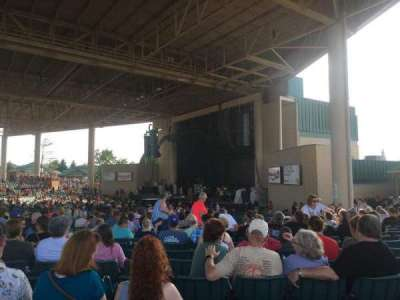 Klipsch Music Center, section: H, row: R, seat: 33