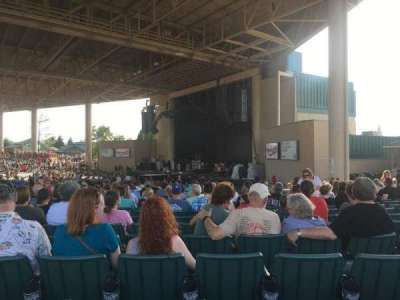 Ruoff Home Mortgage Music Center, section: H, row: R, seat: 33