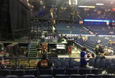Allstate Arena section 104