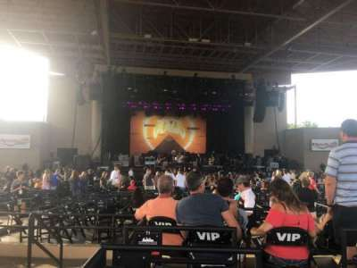 Ruoff Home Mortgage Music Center, section: F, row: E, seat: 2