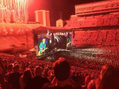 Ohio Stadium, section: 20B-BX, row: 2 , seat: 10