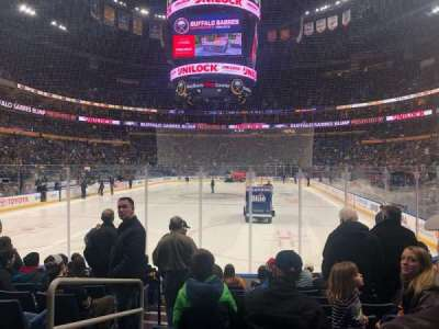 KeyBank Center section 122