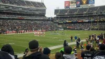 Oakland Alameda Coliseum, section: 123, row: 15, seat: 11