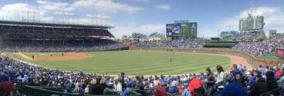 Wrigley Field, section: 240, row: 7, seat: 6
