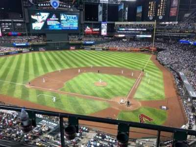 Chase Field section 319