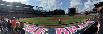 Turner Field section 113