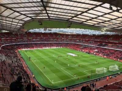 Emirates Stadium section 105