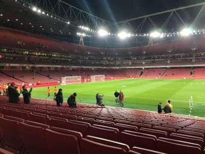 Emirates Stadium section 1