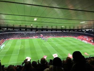 Emirates Stadium section 114