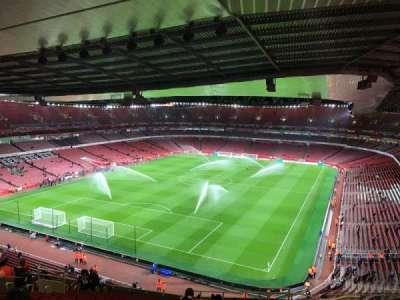 Emirates Stadium section 120