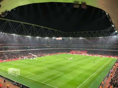 Emirates Stadium section 119