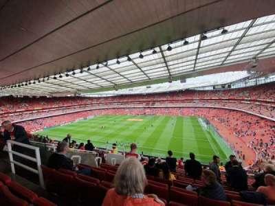 Emirates Stadium section 110