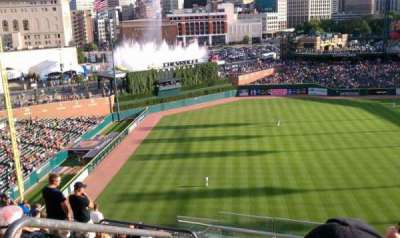 Comerica Park, section: 338, row: 12, seat: 24