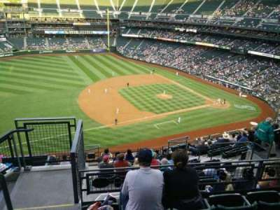 Safeco Field section 341