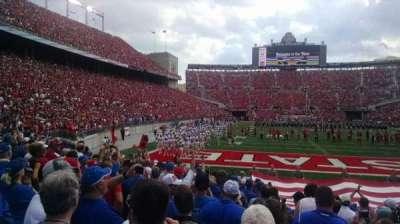 Ohio Stadium, section: 8AA, row: 10, seat: 6