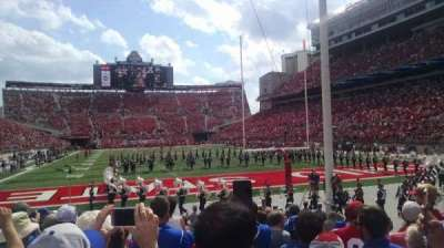 Ohio Stadium section 8AA