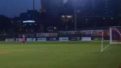 ONEOK Field, section: 109, row: B, seat: 4