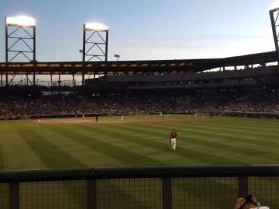 Salt River Fields, section: Lawn