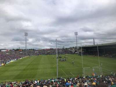 Gaelic Grounds, section: Clare End
