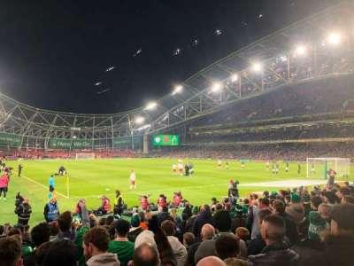 Aviva Stadium section 117