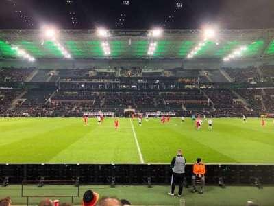 Borussia Park section 10