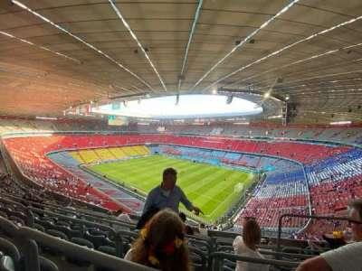 Allianz Arena section 333