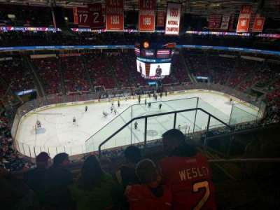 PNC Arena, section: 326, row: F, seat: 3