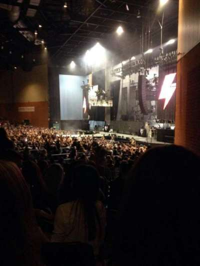 Xfinity Theatre, section: 400, row: kk, seat: 431