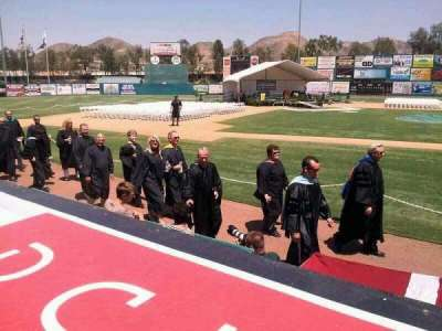 Lake Elsinore Diamond, section: 111, row: D, seat: 4