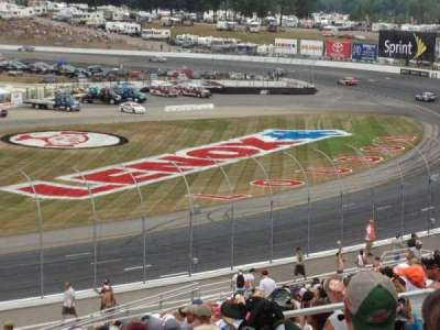 New Hampshire Motor Speedway section L