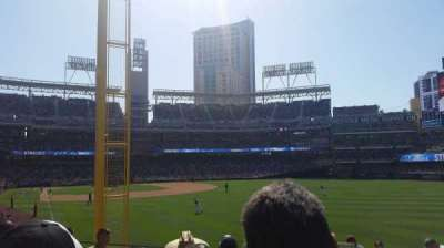 PETCO PARK section 125