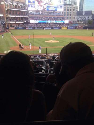 Petco Park, section: J, row: 15, seat: 10 and 11