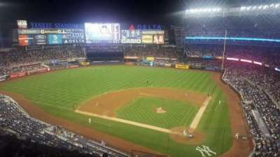 Yankee Stadium section 322S