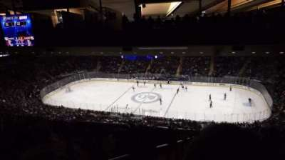 Madison Square Garden section 226