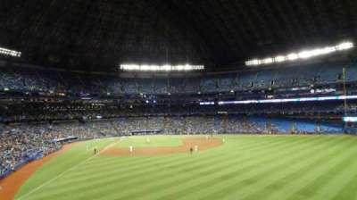 Rogers Centre section 205R