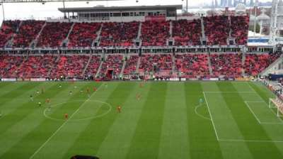BMO Field section 206