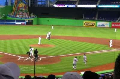 Marlins Park section 13