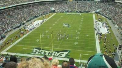 Lincoln Financial Field section 237