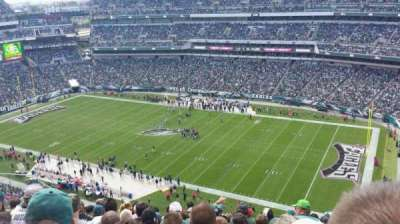 Lincoln Financial Field, section: 229, row: 15, seat: 13