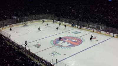 Barclays Center, section: 204, row: 1, seat: 1