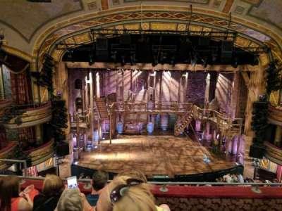 Richard Rodgers Theatre section Front Mezzanine